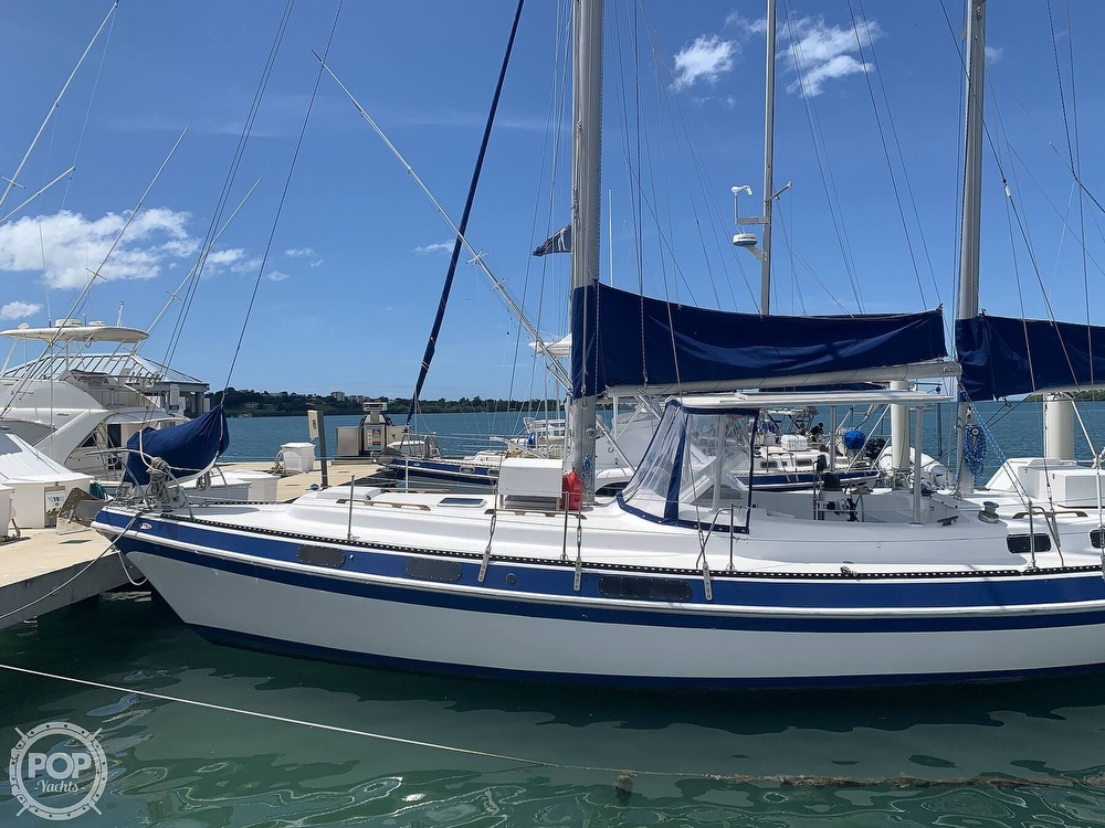 1975 Morgan boat for sale, model of the boat is Out Island 414 & Image # 18 of 40