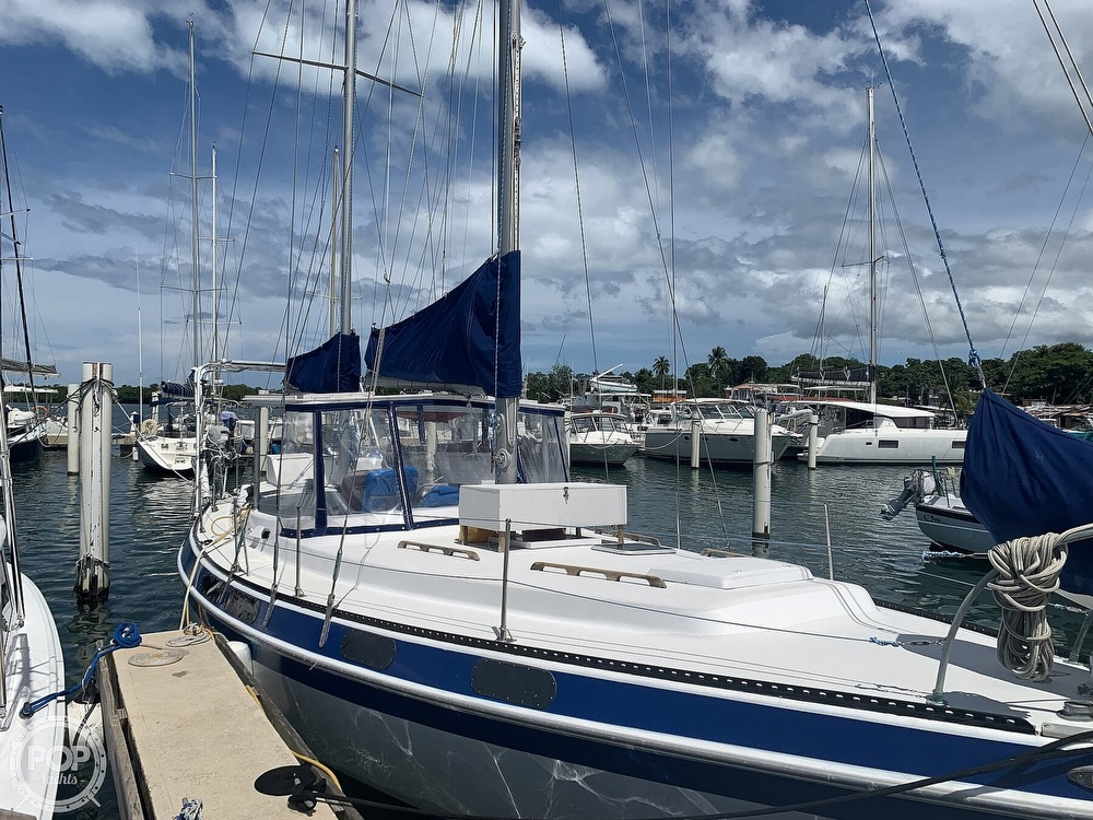 1975 Morgan boat for sale, model of the boat is Out Island 414 & Image # 19 of 40