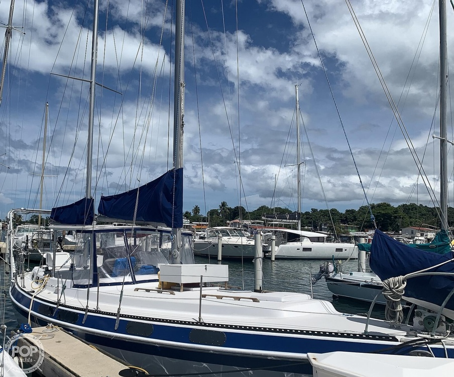 1975 Morgan boat for sale, model of the boat is Out Island 414 & Image # 20 of 40