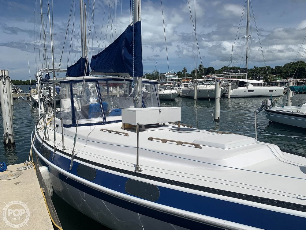 1975 Morgan boat for sale, model of the boat is Out Island 414 & Image # 21 of 40