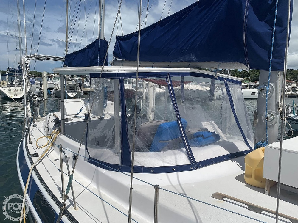 1975 Morgan boat for sale, model of the boat is Out Island 414 & Image # 22 of 40