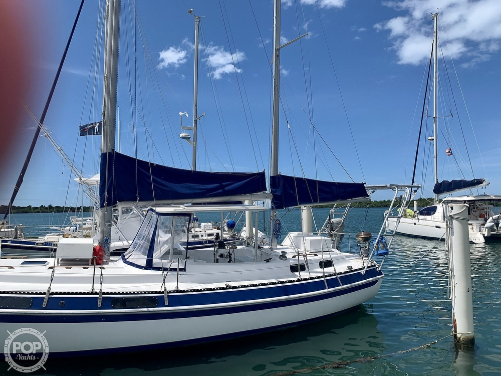 1975 Morgan boat for sale, model of the boat is Out Island 414 & Image # 24 of 40