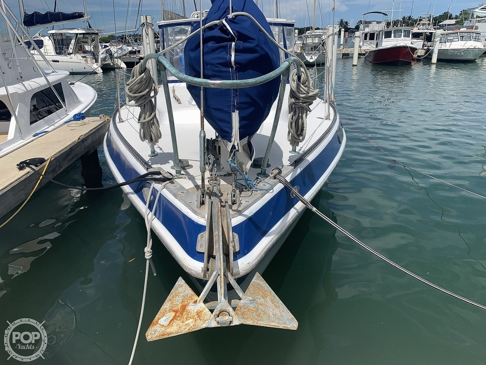 1975 Morgan boat for sale, model of the boat is Out Island 414 & Image # 27 of 40