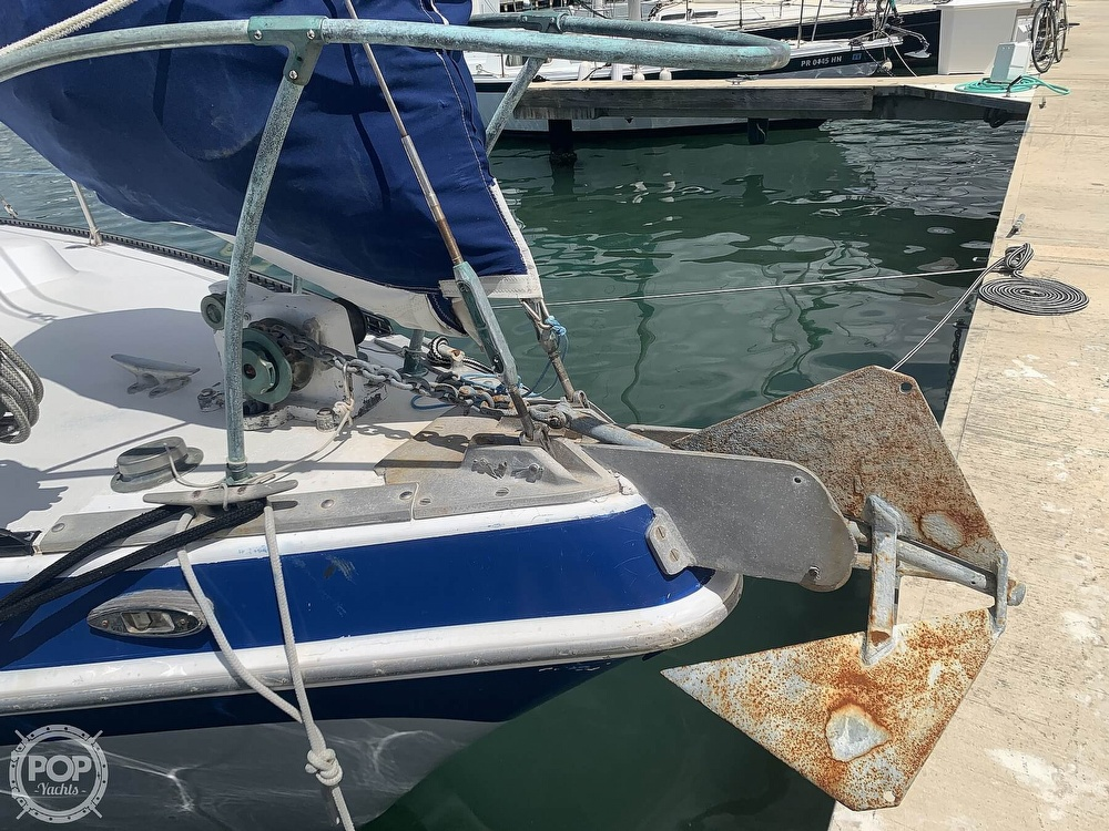 1975 Morgan boat for sale, model of the boat is Out Island 414 & Image # 29 of 40