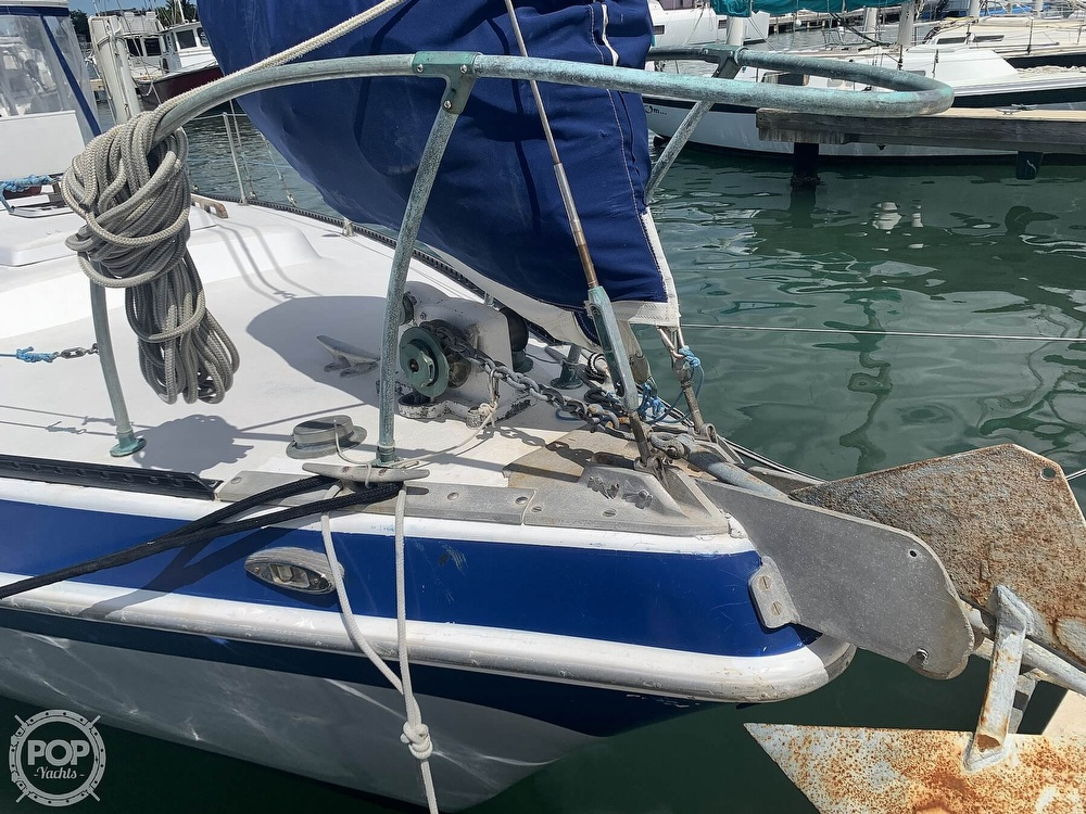 1975 Morgan boat for sale, model of the boat is Out Island 414 & Image # 30 of 40