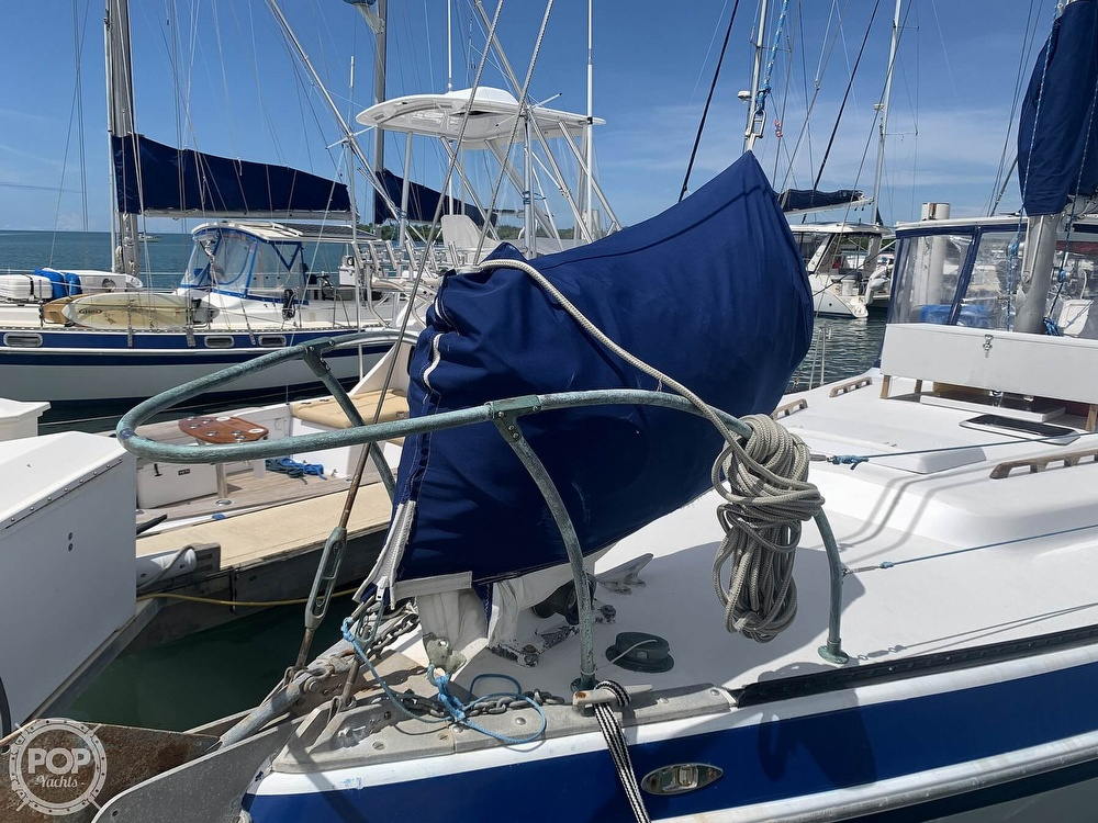 1975 Morgan boat for sale, model of the boat is Out Island 414 & Image # 32 of 40