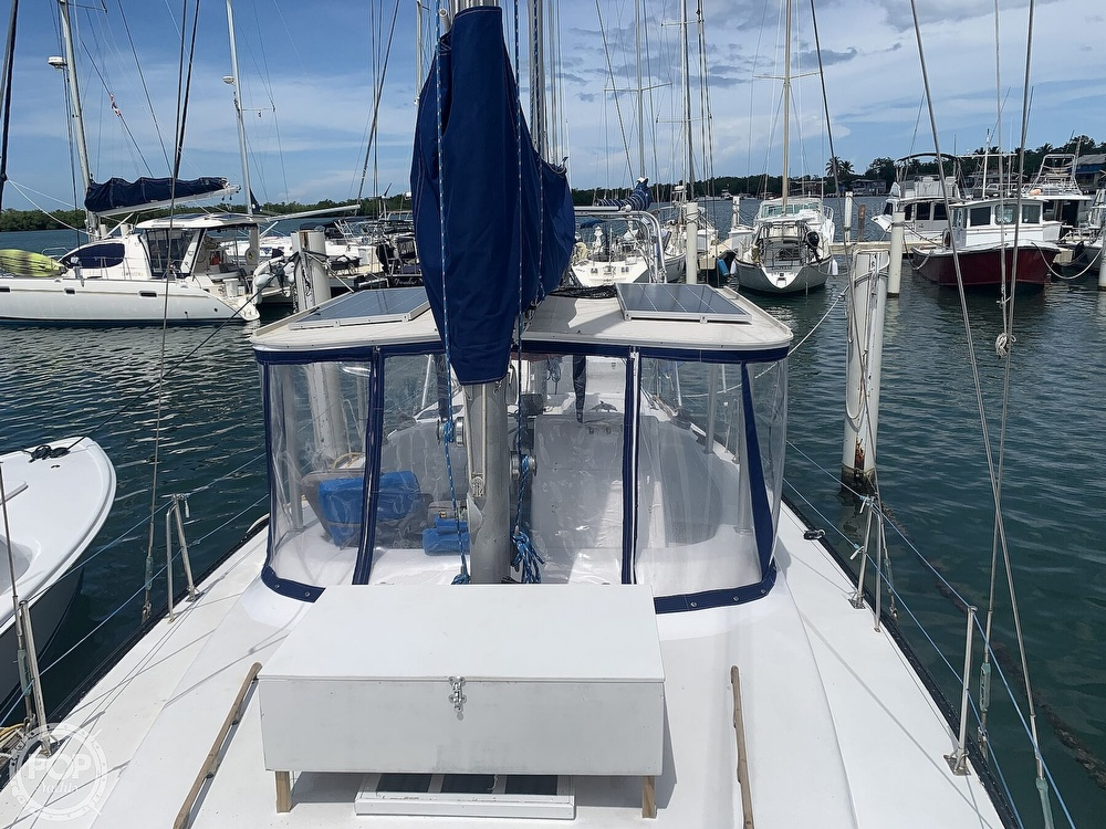 1975 Morgan boat for sale, model of the boat is Out Island 414 & Image # 34 of 40