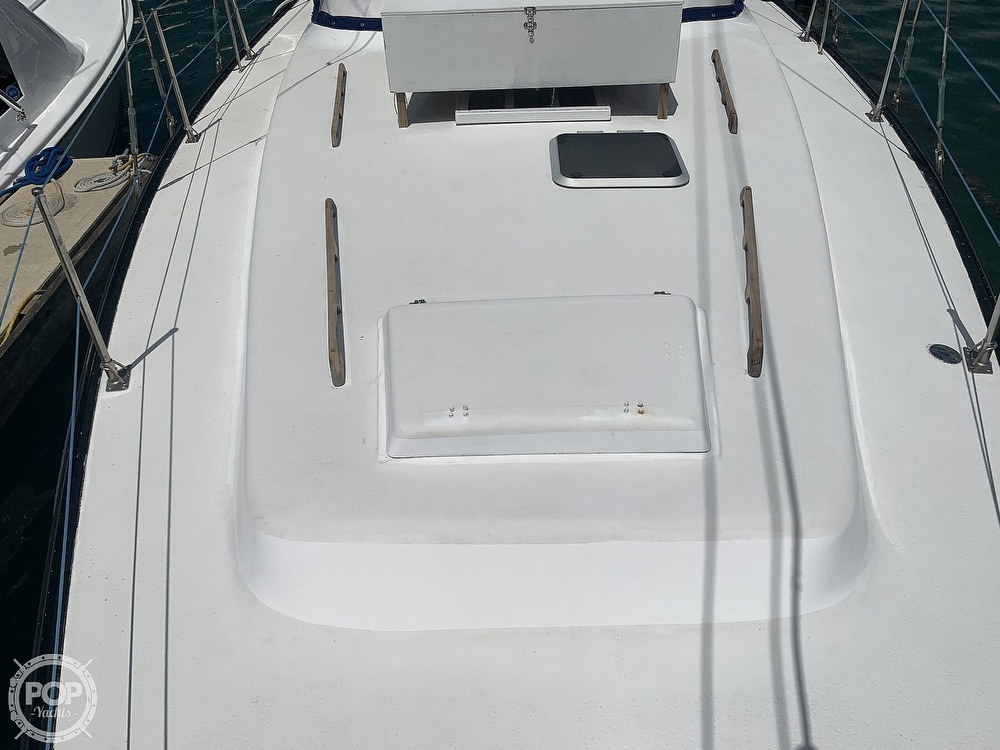 1975 Morgan boat for sale, model of the boat is Out Island 414 & Image # 38 of 40