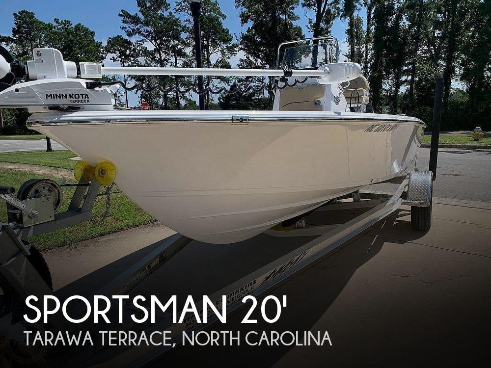 2019 SPORTSMAN BOATS BAY MASTER for sale