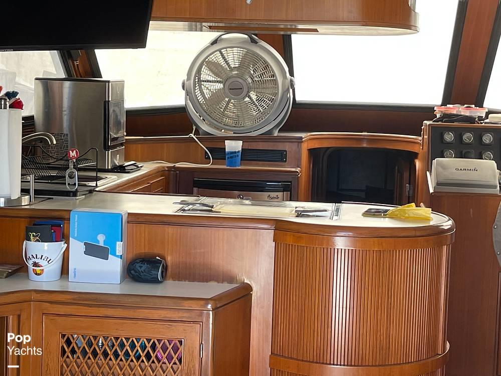 1988 Hi Star boat for sale, model of the boat is 48 Sundeck & Image # 33 of 40