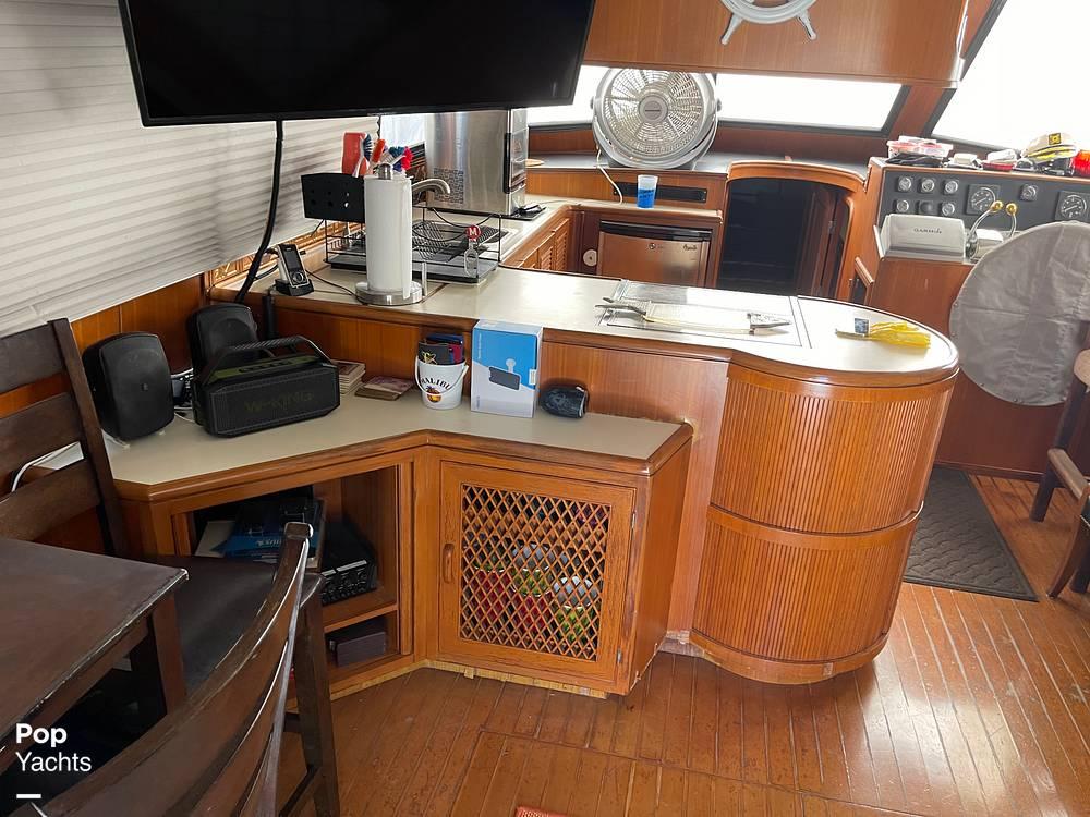 1988 Hi Star boat for sale, model of the boat is 48 Sundeck & Image # 29 of 40