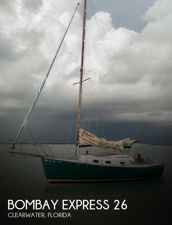 1979 Bombay boat for sale, model of the boat is Express 26 & Image # 1 of 4