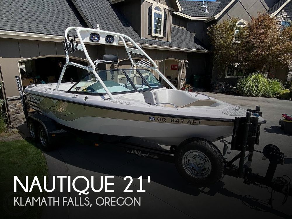 Used Power boats For Sale in Medford, Oregon by owner | 2001 Nautique 21' Super Air