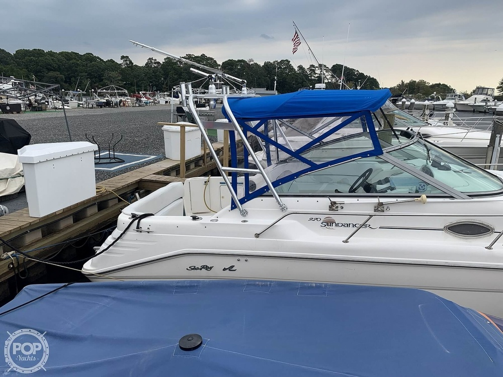 1996 Sea Ray boat for sale, model of the boat is 270 Sundancer & Image # 9 of 40