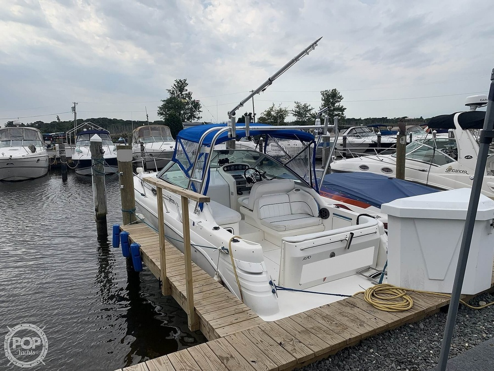 1996 Sea Ray boat for sale, model of the boat is 270 Sundancer & Image # 5 of 40