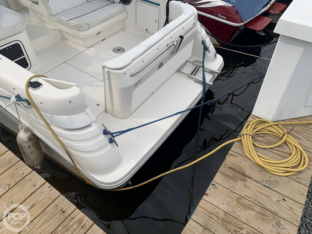 1996 Sea Ray boat for sale, model of the boat is 270 Sundancer & Image # 10 of 40