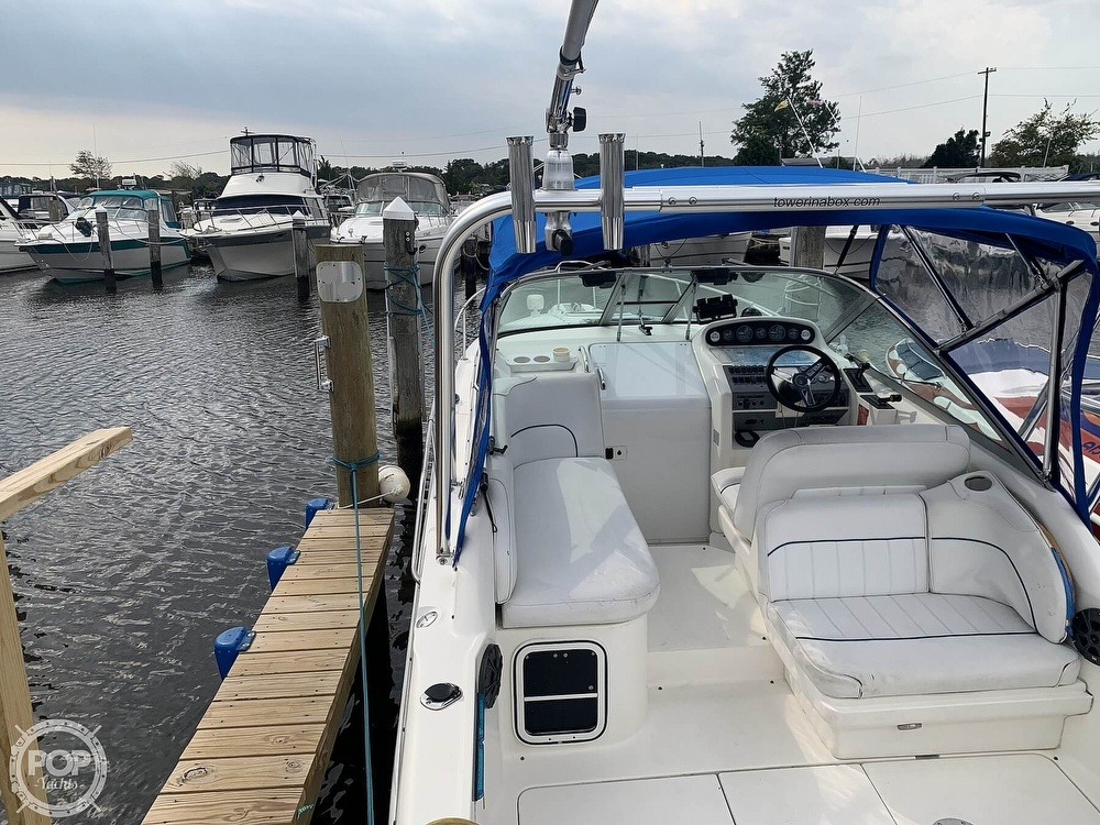 1996 Sea Ray boat for sale, model of the boat is 270 Sundancer & Image # 13 of 40