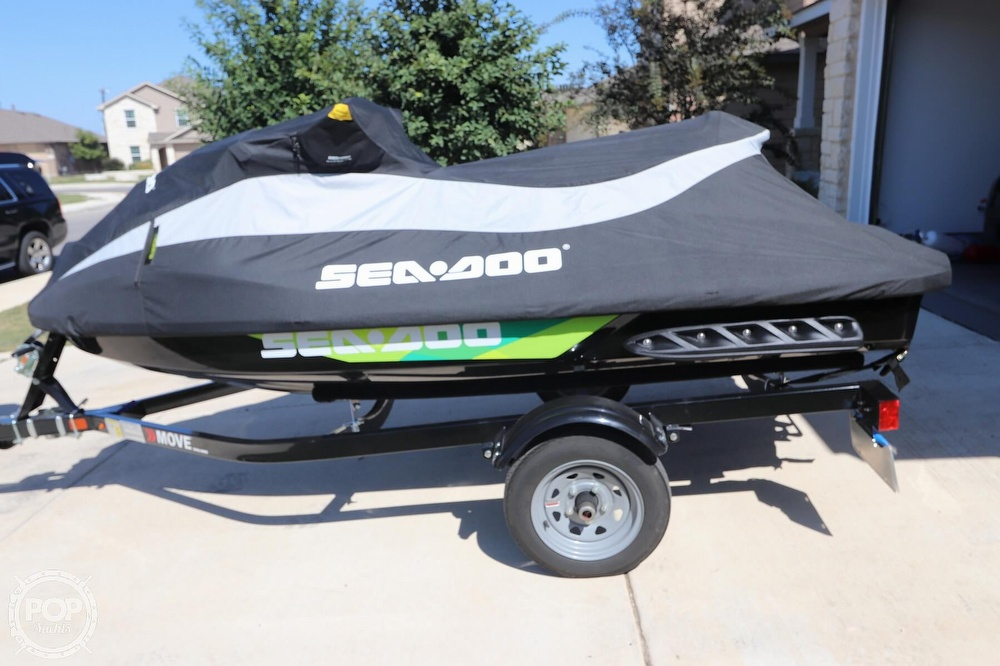 2019 Sea Doo PWC boat for sale, model of the boat is GTI SE 130 & Image # 2 of 26