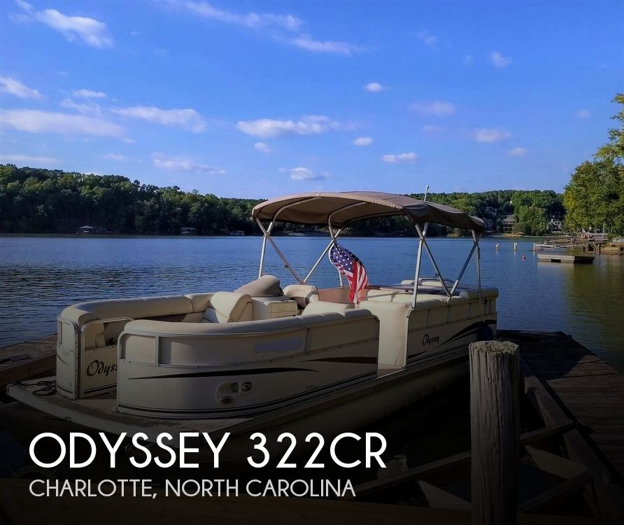 2007 ODYSSEY 322CR for sale
