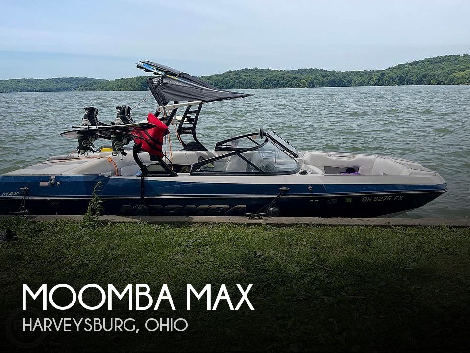 Used Boats For Sale in Ohio by owner   2020 Moomba 23