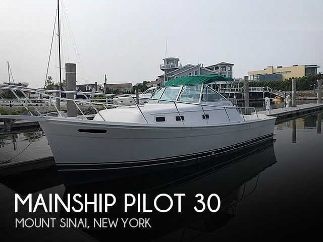 2000 Mainship boat for sale, model of the boat is Pilot 30 & Image # 1 of 22