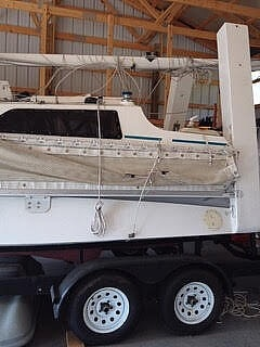 2007 Custom boat for sale, model of the boat is Trailer Tri 680 & Image # 10 of 40