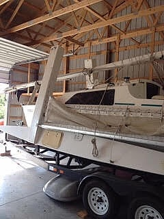 2007 Custom boat for sale, model of the boat is Trailer Tri 680 & Image # 11 of 40