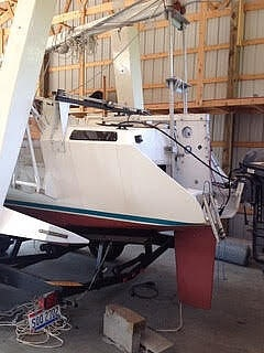 2007 Custom boat for sale, model of the boat is Trailer Tri 680 & Image # 12 of 40