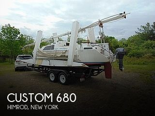 2007 Custom boat for sale, model of the boat is Trailer Tri 680 & Image # 1 of 40