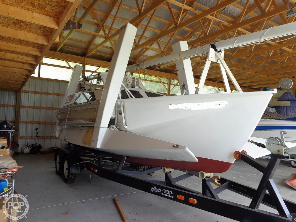 2007 Custom boat for sale, model of the boat is Trailer Tri 680 & Image # 4 of 40