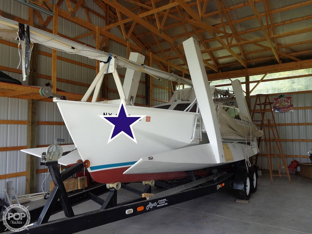 2007 Custom boat for sale, model of the boat is Trailer Tri 680 & Image # 3 of 40