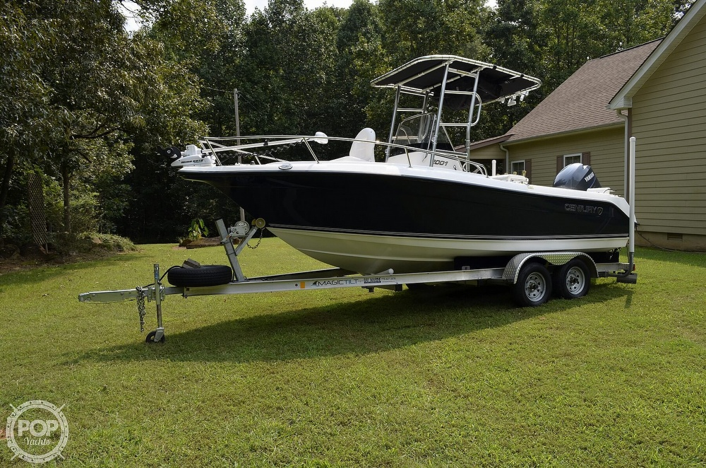 2006 Century boat for sale, model of the boat is 2001 CC & Image # 2 of 40
