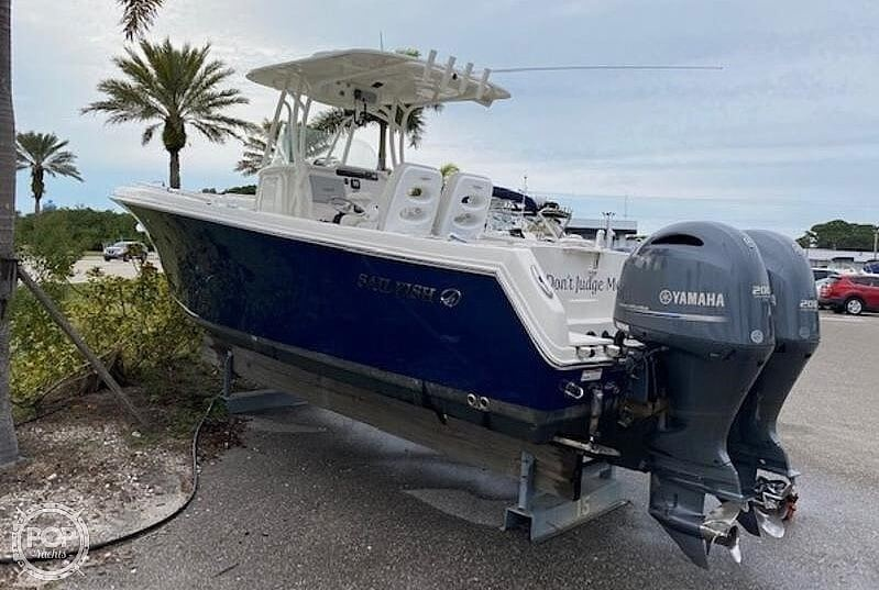2016 Sailfish boat for sale, model of the boat is 270CC & Image # 2 of 13