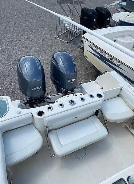 2016 Sailfish boat for sale, model of the boat is 270CC & Image # 8 of 13