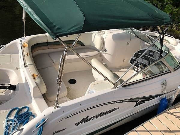 2002 Hurricane boat for sale, model of the boat is 217 & Image # 3 of 40