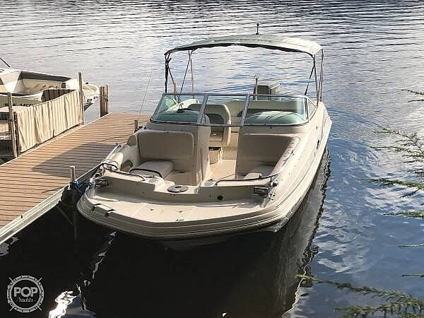 2002 Hurricane boat for sale, model of the boat is 217 & Image # 4 of 40