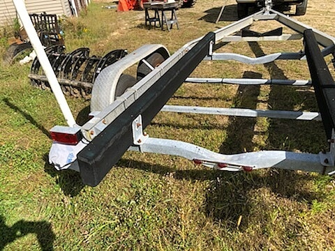 2002 Hurricane boat for sale, model of the boat is 217 & Image # 22 of 40