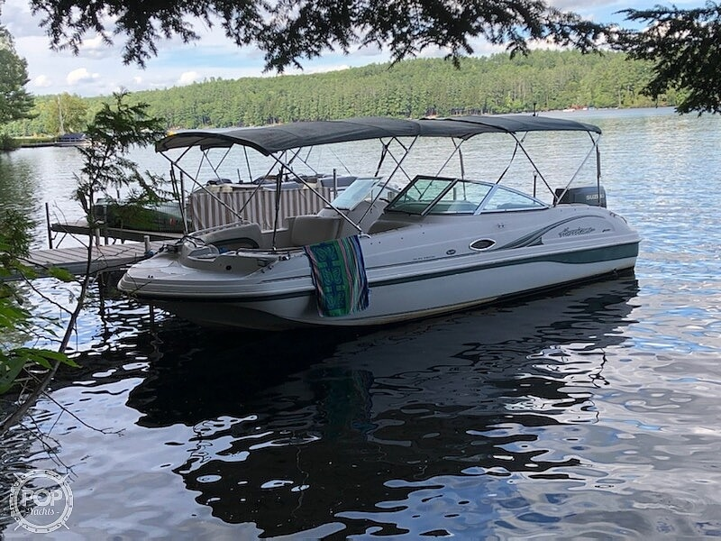 2002 Hurricane boat for sale, model of the boat is 217 & Image # 32 of 40