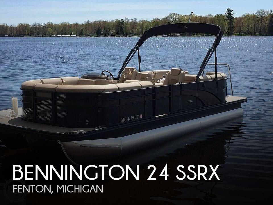 Used Bennington 22 Boats For Sale by owner   2017 Bennington 22.4