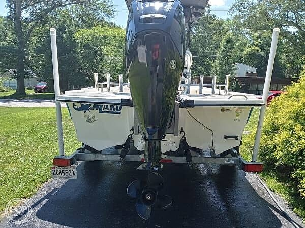 2017 Mako boat for sale, model of the boat is Pro Skiff 19 & Image # 13 of 40