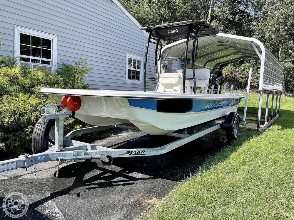 2017 Mako boat for sale, model of the boat is Pro Skiff 19 & Image # 15 of 40