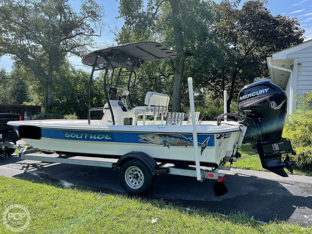 2017 Mako boat for sale, model of the boat is Pro Skiff 19 & Image # 18 of 40