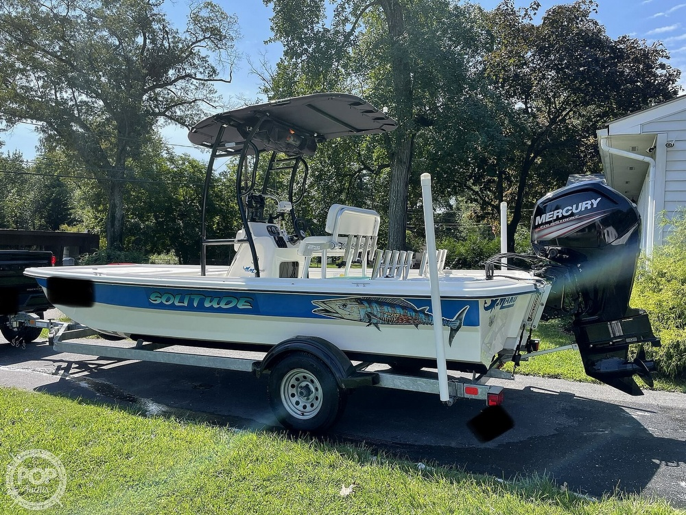 2017 Mako boat for sale, model of the boat is Pro Skiff 19 & Image # 19 of 40