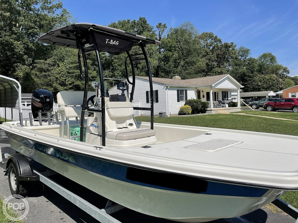 2017 Mako boat for sale, model of the boat is Pro Skiff 19 & Image # 21 of 40