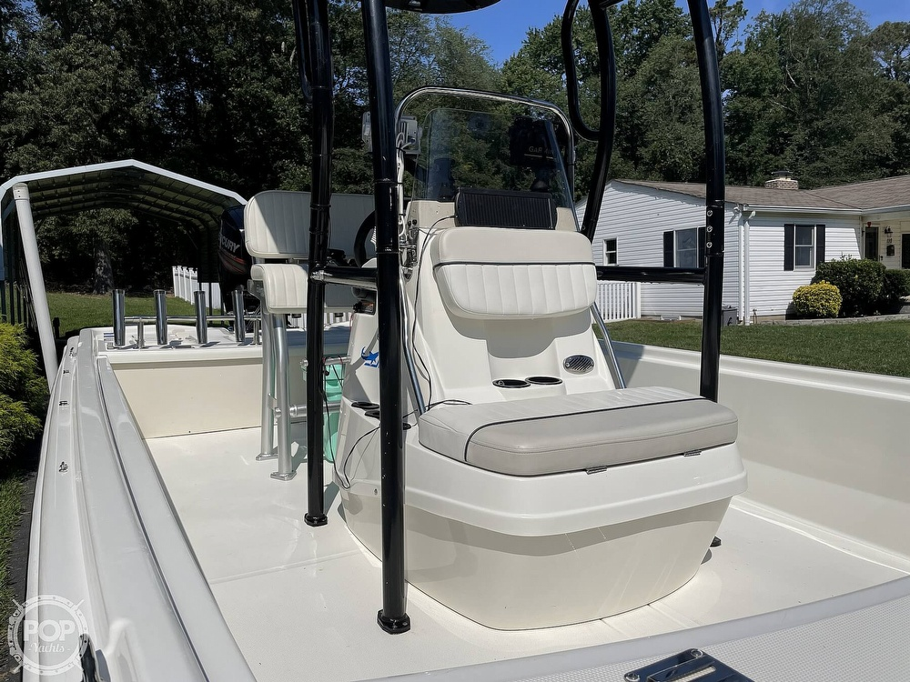 2017 Mako boat for sale, model of the boat is Pro Skiff 19 & Image # 22 of 40