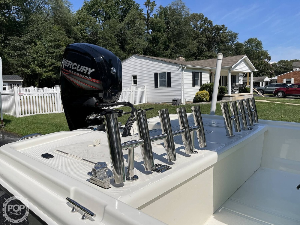 2017 Mako boat for sale, model of the boat is Pro Skiff 19 & Image # 4 of 40