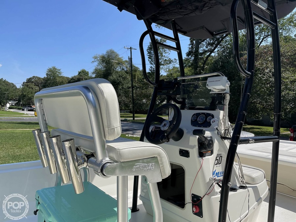 2017 Mako boat for sale, model of the boat is Pro Skiff 19 & Image # 5 of 40