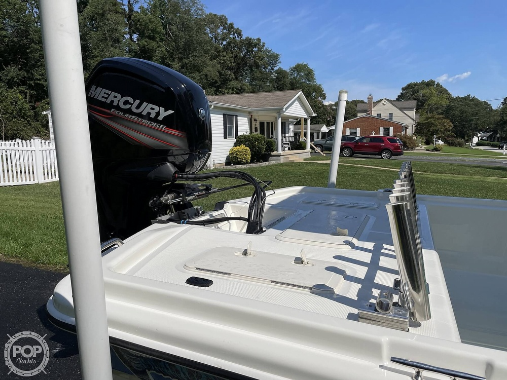 2017 Mako boat for sale, model of the boat is Pro Skiff 19 & Image # 27 of 40