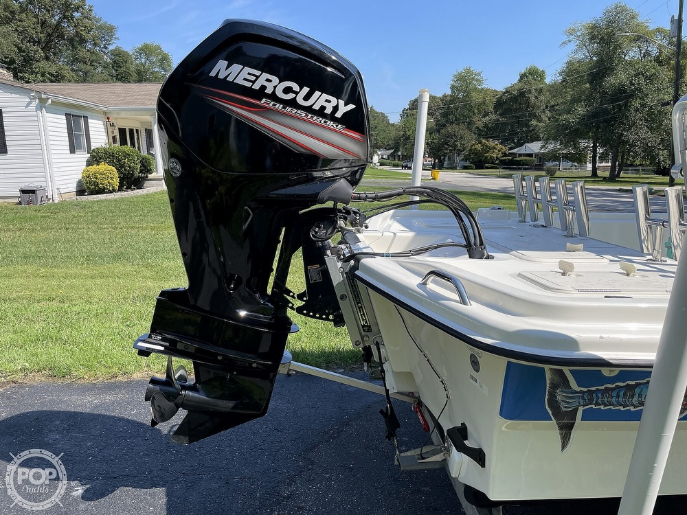 2017 Mako boat for sale, model of the boat is Pro Skiff 19 & Image # 28 of 40