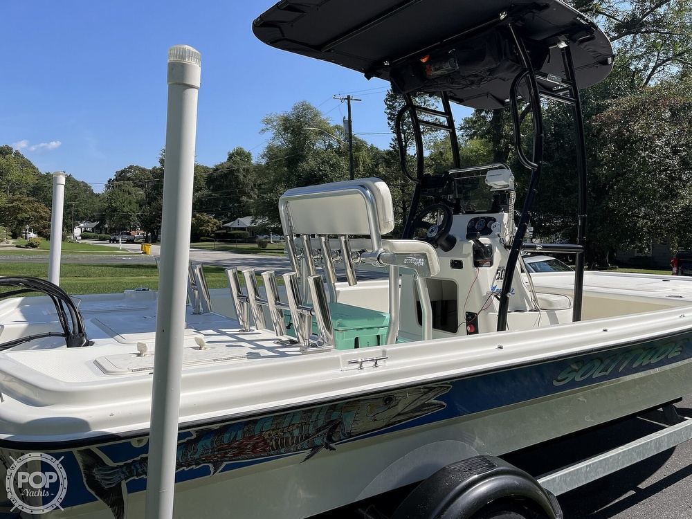 2017 Mako boat for sale, model of the boat is Pro Skiff 19 & Image # 29 of 40